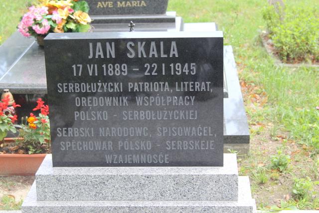 Dziedzice - Grób Jana Skali.jpeg