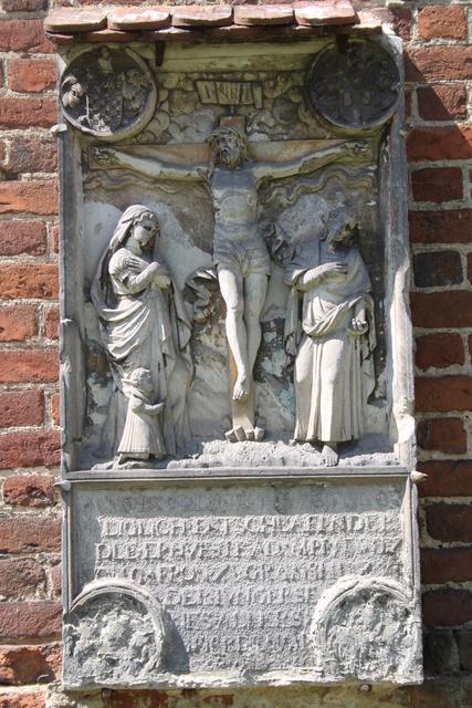 3 Epitafium Adama von Prittwitz-Gaffron – kamień rzeźbiony – piaskowiec płaskorzeźba z XVI w..jpeg